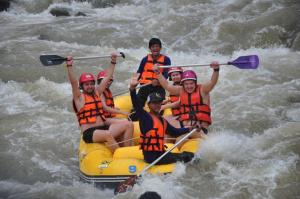 Water Rafting Adventure